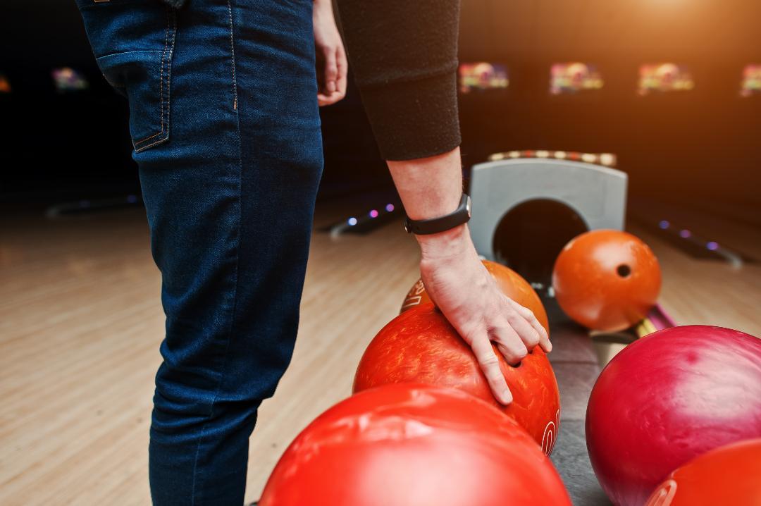 bowl-ball-person